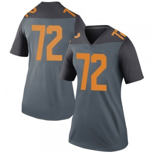 Darnell Wright Nike Tennessee Volunteers Women's Legend College Jersey - Gray