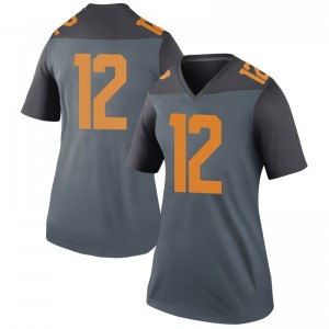 Shawn Shamburger Nike Tennessee Volunteers Women's Legend College Jersey - Gray